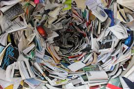 Five Ways to Reduce Paper Clutter