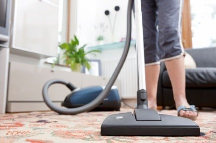 Five Tips to Save You Time Vacuuming